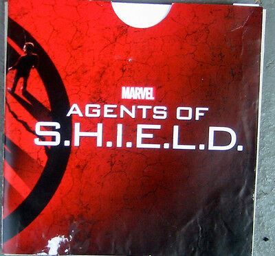 Marvel's Agents of Shield , FYC EMMY DVD 2015 ABC Television 3 Episodes Excellen