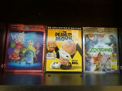 Cheap Animated Movies in 3D