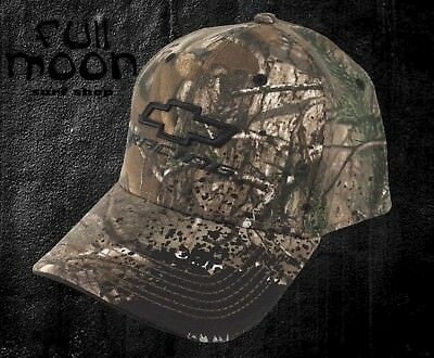7f962f3664c NEW CHEVY TRUCKS Realtree Edge Camo Hat Slouch Cap Chevrolet ...
