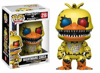 FUNKO POP 216  Games Five Nights at Freddy's Chica