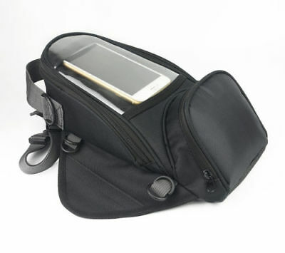 Outdoor Big screen Motorcycle Magnetic Motocross Navigation Oil Fuel Bag Fixed