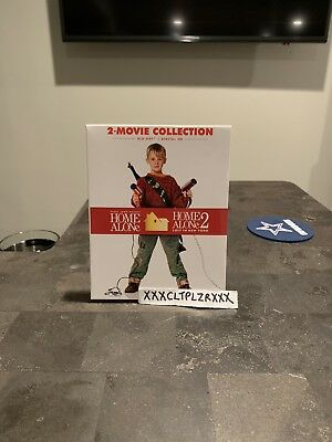 Home Alone & Home Alone 2: Lost in New York  2-Pack Blu-ray Disc Bluray MINT
