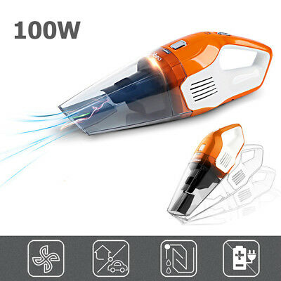 Cordless Auto Hand Held Vacuum Cleaner Small Mini Portable for Car Home Wireless