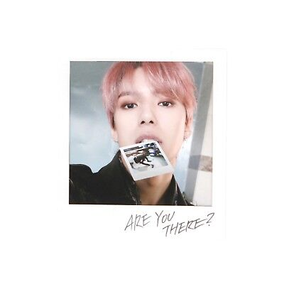 [MONSTA X]Take 1.'ARE YOU THERE?' Official Polaroid Photocard-MINHYUK/MONSTAX