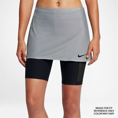 Nike Court Dry Spin skirt - grey adult M (UK12)