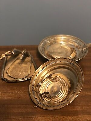 Antique Sterling Silver Cleaned Scrap 310+ grams