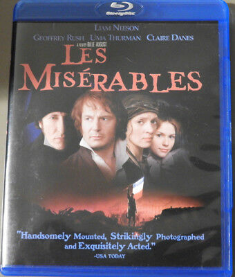 Les Miserables (Blu-ray Disc, 2012)