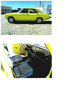 1972 Mazda RX-2  Mazda Rx2 Capella Super Deluxe 5 speed manual