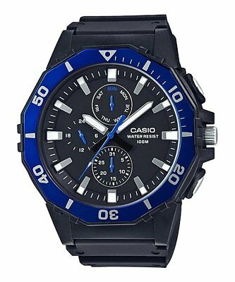 MRW-400H-2A Casio Men's Watches Analog Digital Resin Band New