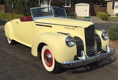 1941 Packard  1941 Packard 120 Convertible