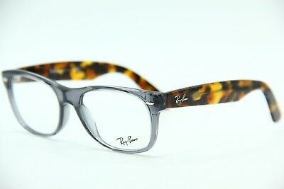7d441cb780 New Ray-Ban Rb 5184 5629 Grey Eyeglasses Authentic Frame Rx Rb5184 50-18