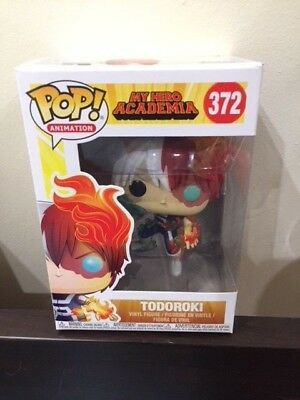 "FUNKO POP! Animation Anime My Hero Academia MHA ""Todoroki"" Vinyl Figure"