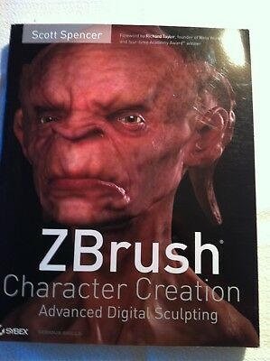 Buch z brush character Creation