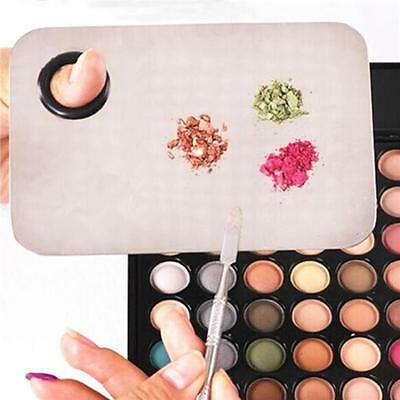 Cosmetic Mixing Palette Kit Stainless Steel Spatula Foundation DIY Makeup one