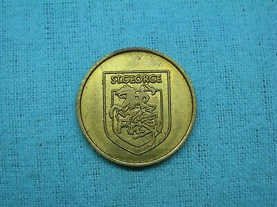 St George Jubilee Oval Admit One Adult Rugby League Football Club Token
