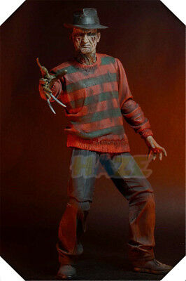 "Freddy Krueger A nightmare on Elm Street 30th Anniversary 7"" Action Figure"
