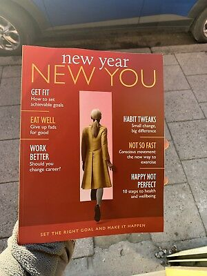 New Year New You Set The Goal And Make It Happen Habit Tweaks Work Better