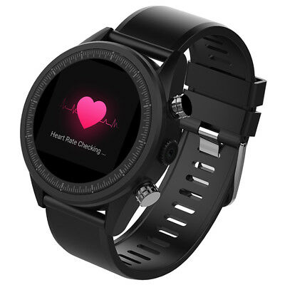Kospet Hope 4G Smart Watch Phone Android 7.1 MTK6739 Quad Core 1.3GHz 3+32GB GPS