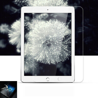Tempered Glass for Apple ipad Pro 12.9 11 9.7 2018 9H Screen Protect Clear Film