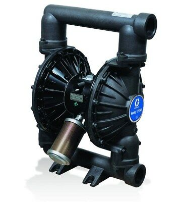 "2"" Graco Husky 2150 Air-Operated Double Diaphragm Pumps DF3GGG AL,GL,GL,GL"