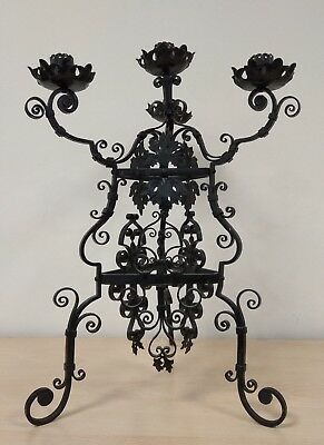Candle Holders Candelabra Antique Style 1900s Luxury Banquet Decorative Ref. 131