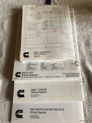 MINS ISB 6.7 Isb Cm2150 Dodge Peterbilt Wiring Diagrams Factory. Factory Wiring Diagram Peterbilt on