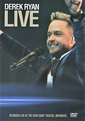 Derek Ryan LIVE - New DVD 2018 Very best Of Country & Irish Selection with bonus