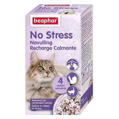 Recharge Calmant 30J No Stress pour Chat - Beaphar - 30ml