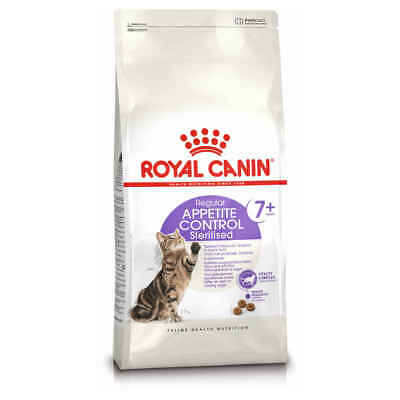 Croquettes Appetite Control 7+ Senior Sterilised pour Chat Senior - Royal Canin