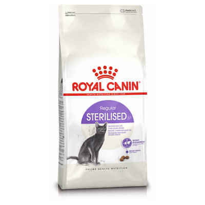 Croquettes Sterilised 37 pour Chat - Royal Canin - 10Kg