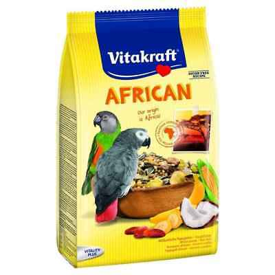 Menu Complet African pour Perroquets - Vitakraft - 750g