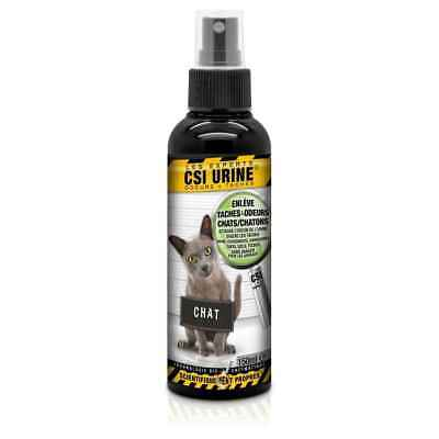 Spray Enzymatique pour Chat et Chaton - CSI Urine - 150ml