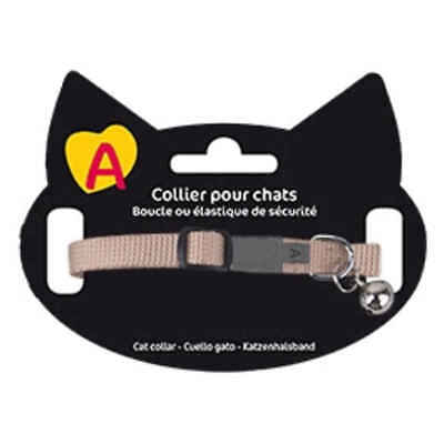Collier Basic pour Chat - Animalis - Beige