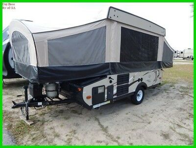 2017 Coachmen Clipper Sport 108 ST Used Pop Up Foldable Towable Tent Camper