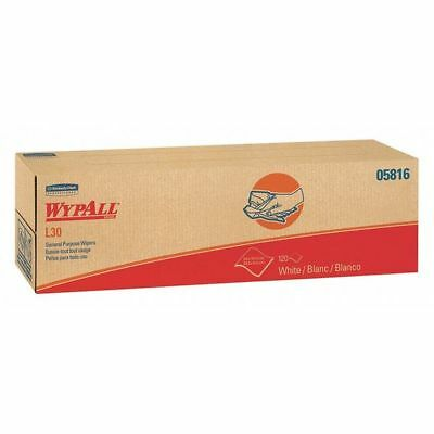 WypAll L30 120 Wipes/Box General Purpose Wipes CASE 05816  KCC05816 6/BOXES