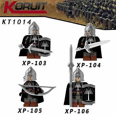 KT1014 Movie Gift Weapons #1014 Kids Child New Compatible Custom Rare #Chen