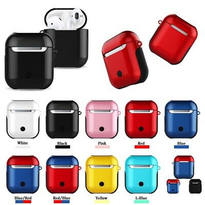 AirPods Case Cover Shockproof Protective Skin for Apple Airpod 9 Colors