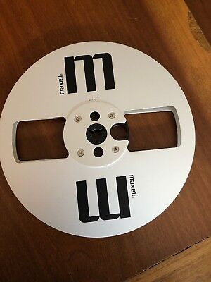 Maxell 7 Inch Take Up Reel