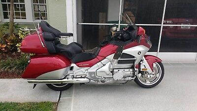 2012 Honda Gold Wing  GL 1800 goldwing in excellent condition with 33000 miles. just serviced by honda