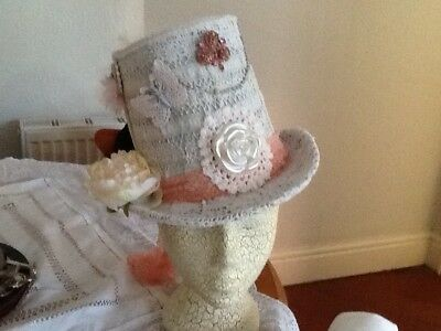 decorated top hat