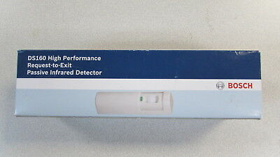Bosch DS160 Request to Exit Motion Detector REX Access Control 60 Day Returns