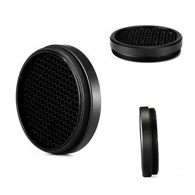 Tactical 50MM Sunshade Protective Killflash/Kill Flash Cover Cap Accessories