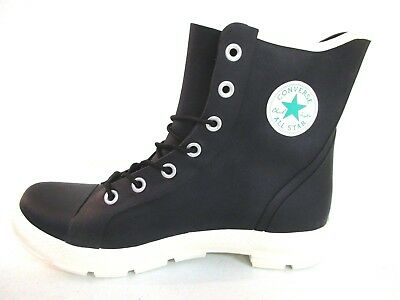 CONVERSE CT OUTSIDER Hi Mens Unisex Leather Boots Chocolate Brown ... a98373617