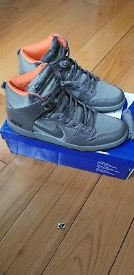 NIKE DUNK HIGH Premium Sb 313171 328 Olive Green 5039245f83b6c