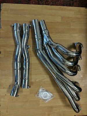 Bmw E30 6 Branch Tubular Manifold Stainless Steel M20 Engines