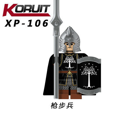 XP106 Movie Gift Kids Weapons #106 Child New Custom Rare Compatible #Chen