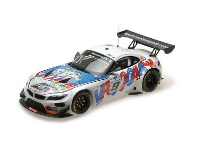 Original BMW Miniature Z4 GT3 Michel Vaillant 1:18 Modèle de Collection Neuf