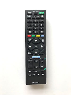 New Remote Control for SONY RM ED054 RM-ED054 RM-ED062 TV Remote Control c59 c60