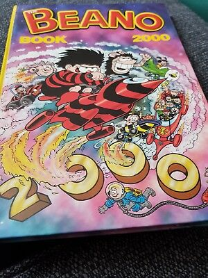 The Beano Book 2000 X EXCELLENT CONDITION X 774 X