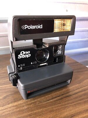 Polaroid One Step 600 Instant Film Camera **FAST SHIPPING**
